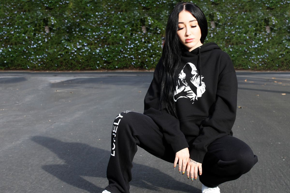 Noah Cyrus Launches Apparel Line for Mental Health Awareness