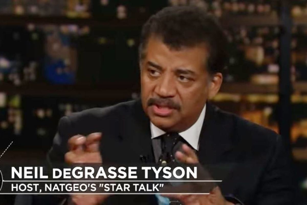Neil deGrasse Tyson dropped some hard science on why Americans are totally wrong about race