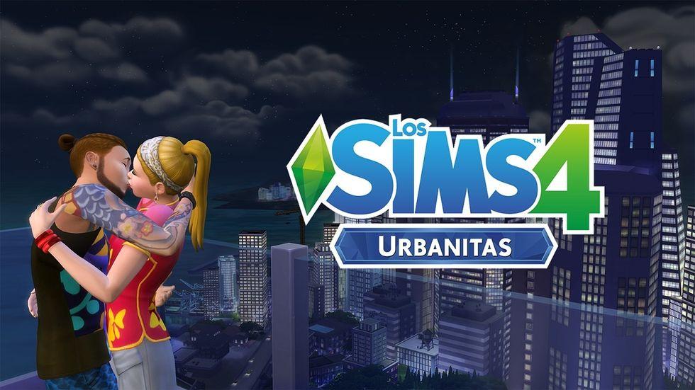Los Sims 4 Urbanitas Descargar Gratis Pc Mac