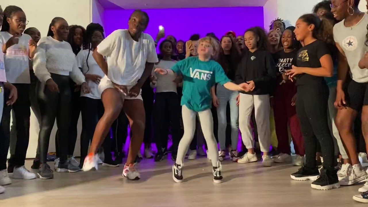 This 9-Year-Old and Her Teacher Are Our New Favorite Dance Duo