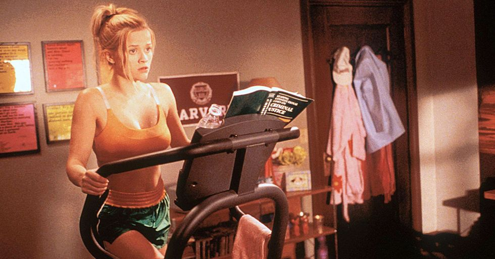 5 Reasons Elle Woods Was Right, Endorphins DO Make You Happy
