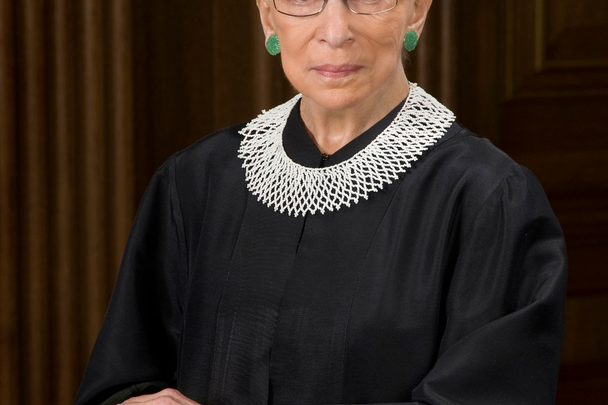 Ruth Bader Ginsburg says her pancreaticcancer didn't get in the way of her workouts