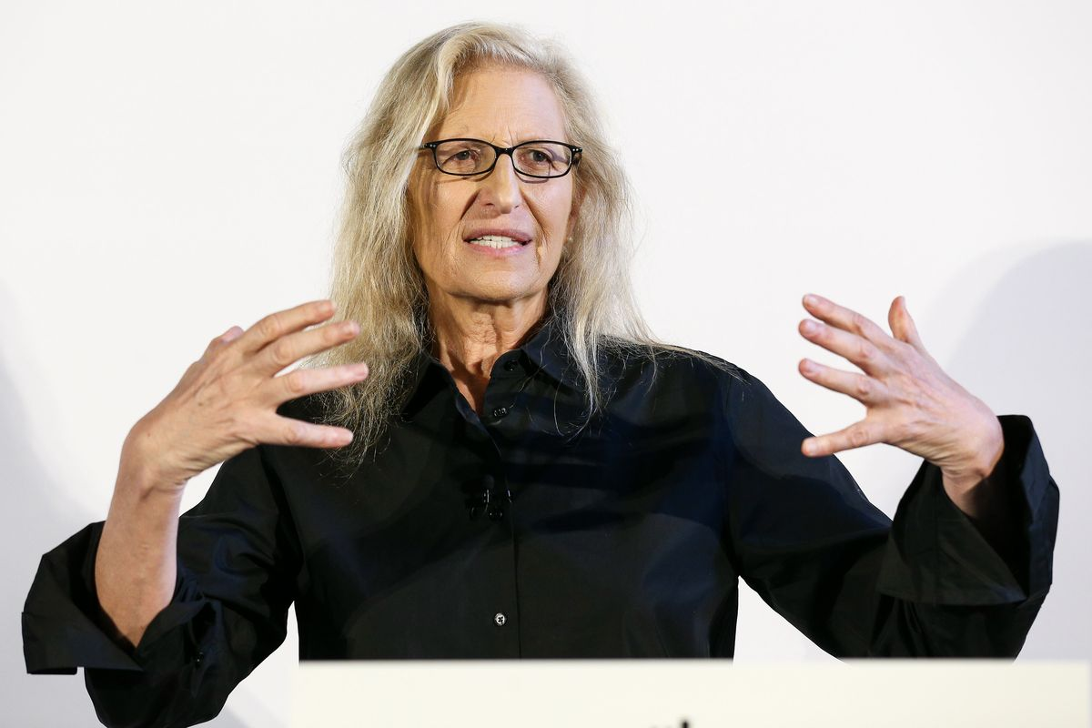 Annie Leibovitz Is Adjusting to the Selfie Generation