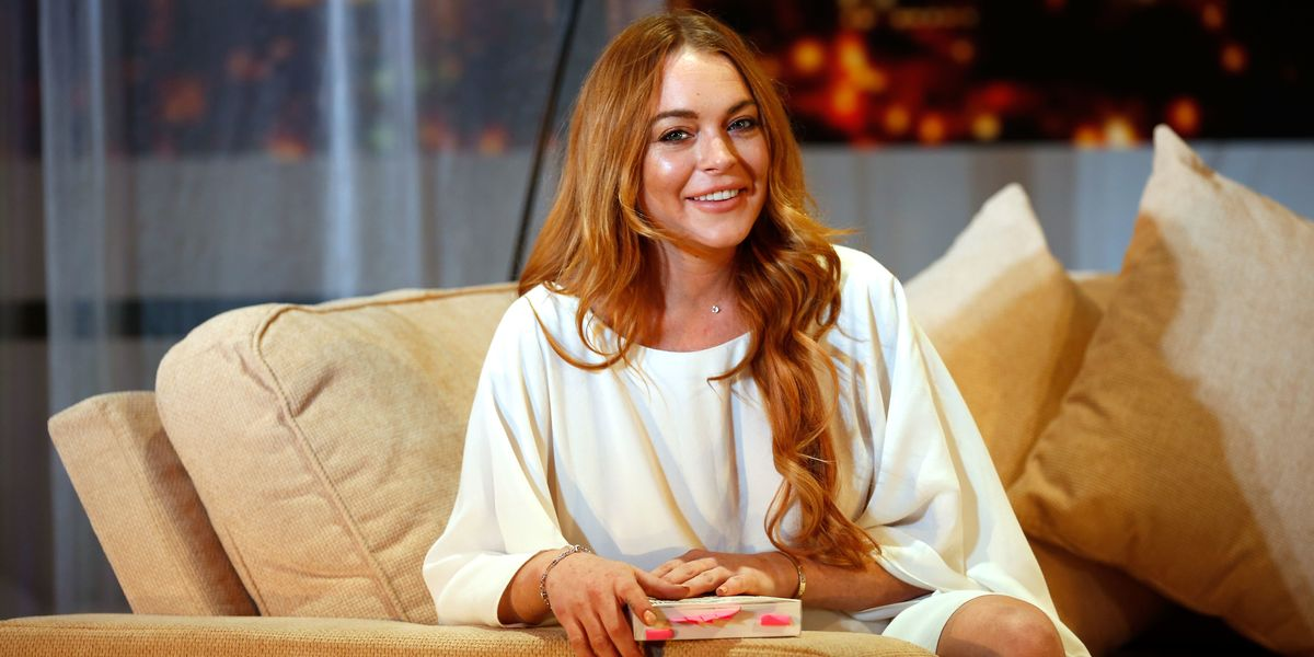 Lindsay Lohan Appears to Take a Dig at Cody Simpson