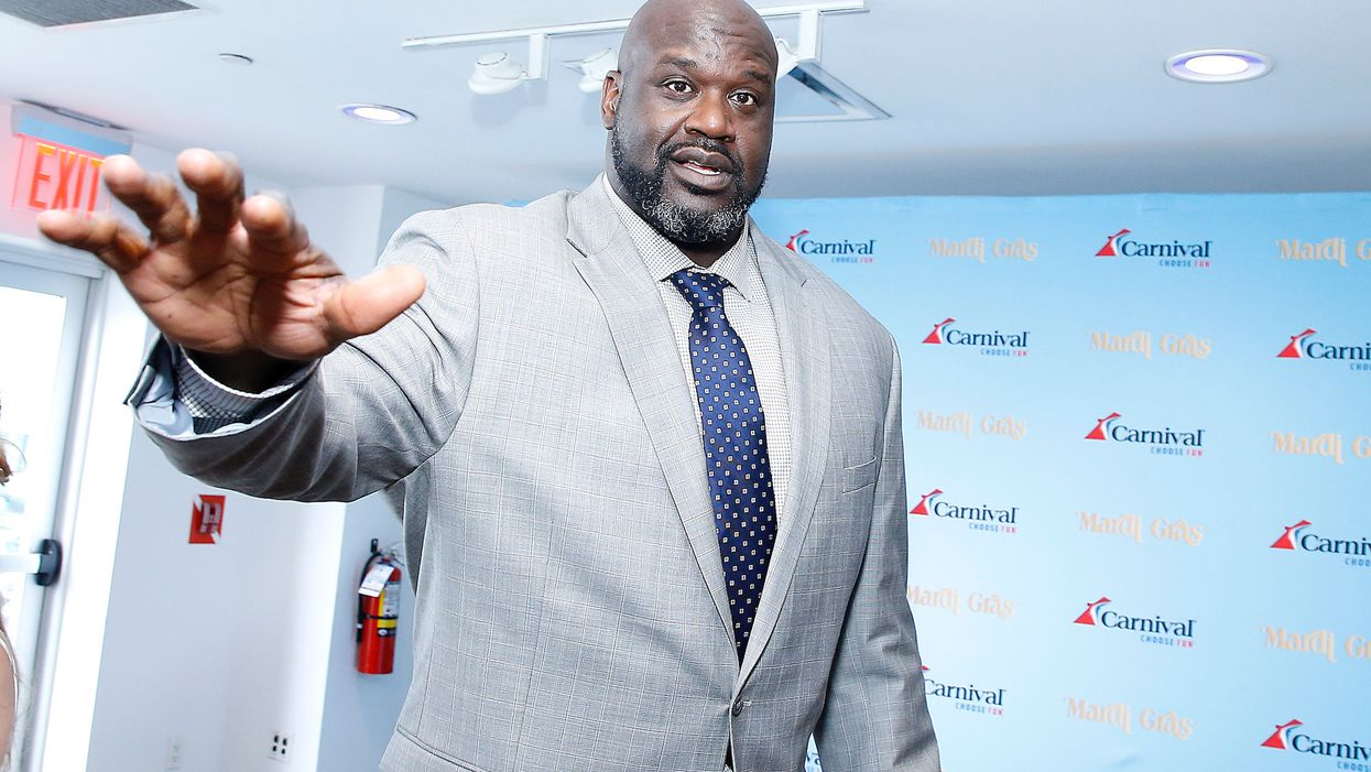 Shaq makes a powerful statement about free speech — and tosses a jab at LeBron James