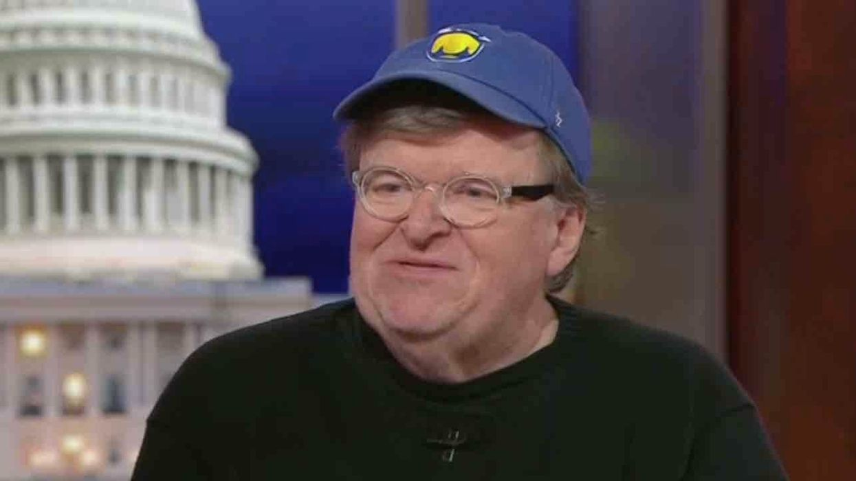 Leftist filmmaker Michael Moore: White supporters of President Trump are like whites in South Africa during apartheid