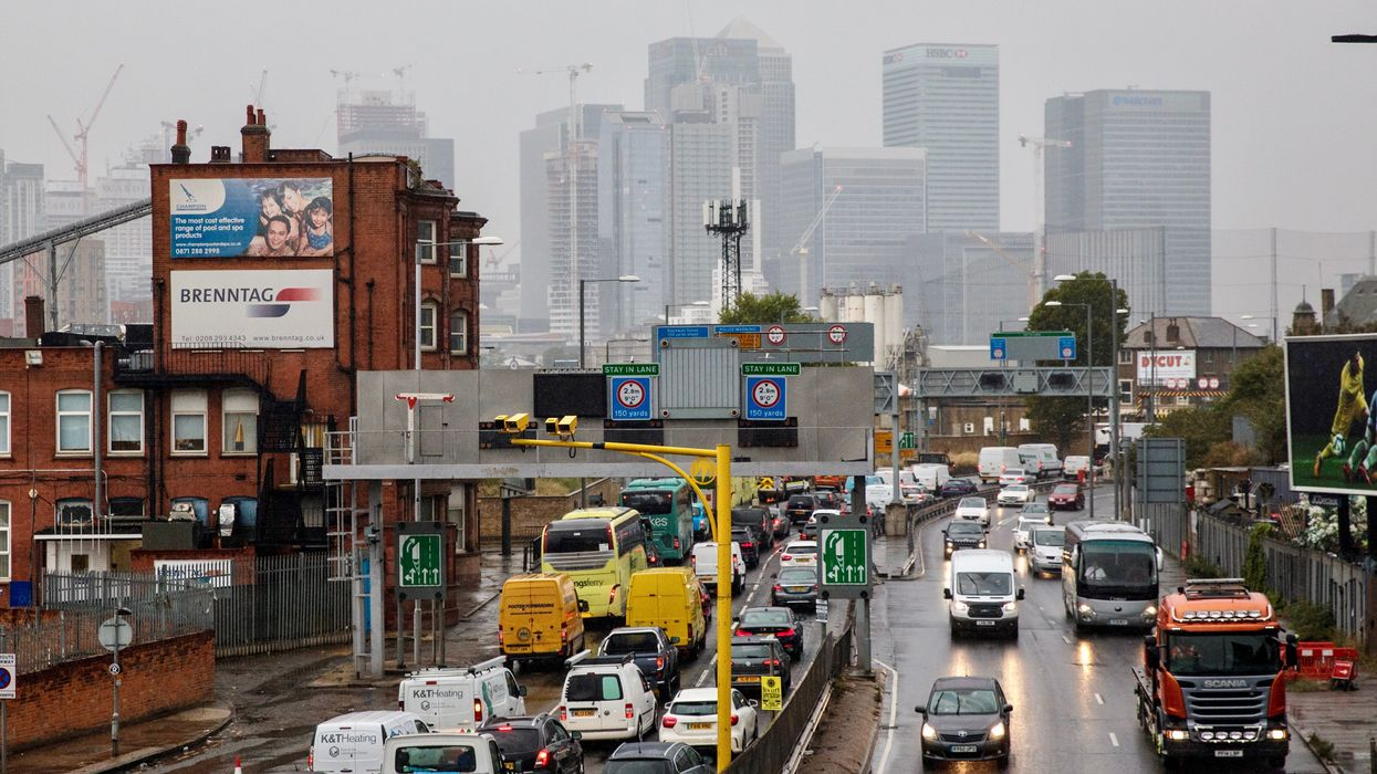 More Heart Attacks and Strokes on High Pollution Days in England, Research Finds