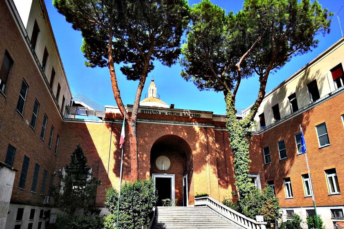 Per gli errori di Zingaretti, l'istituto regionale per i ciechi rischia di saltare