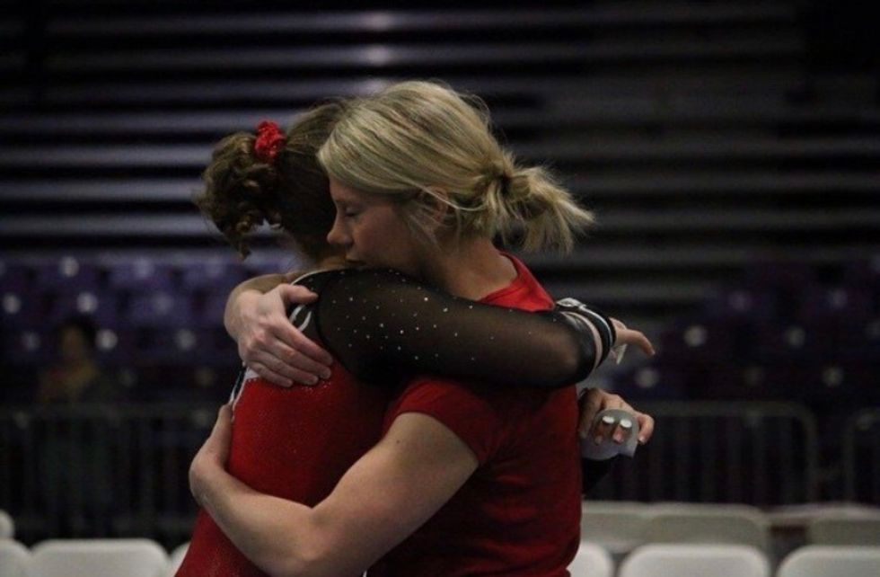 The 'Thank You' My Gymnastics Coaches Deserve