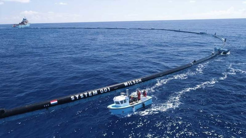 The Ocean Is In Trouble; A High School Student From The Netherlands Has A Plan