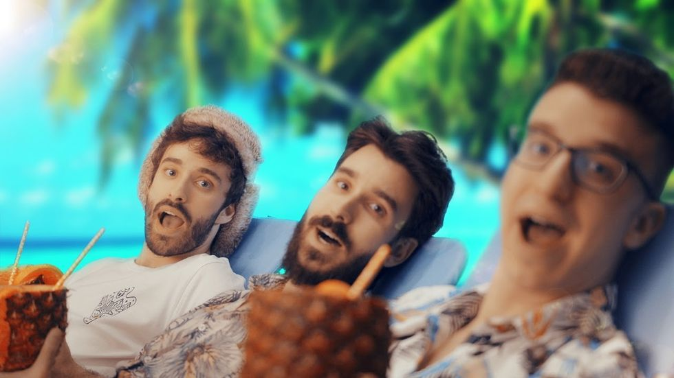 Ajr Are The Best Lyricists In The Music Business Right Now And Here Are 20 Lyrics To Prove It Ajr] i'm a good pretender won't you come see my show? ajr are the best lyricists in the music