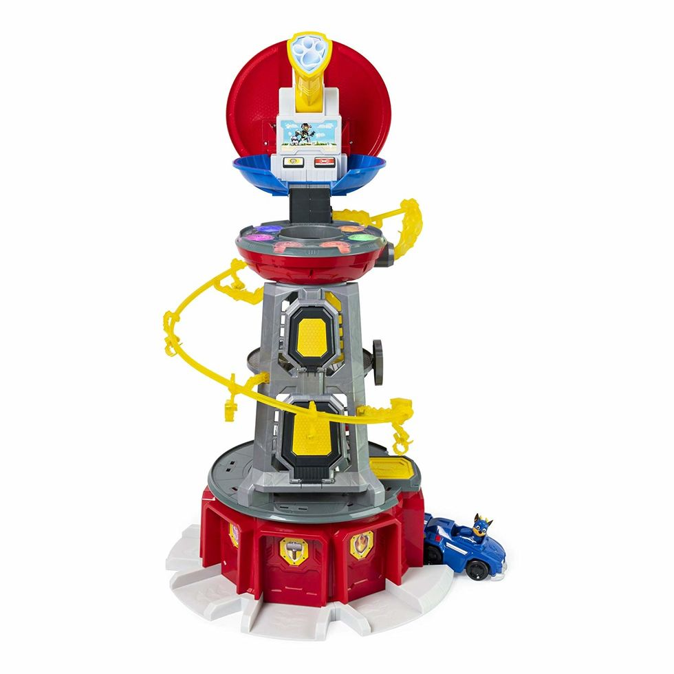 PAW Patrol Mighty Pups Playset