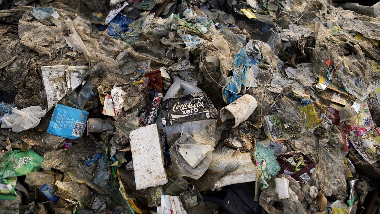 Coke and Pepsi Are The World's Top Consumer Plastic Polluters. Again