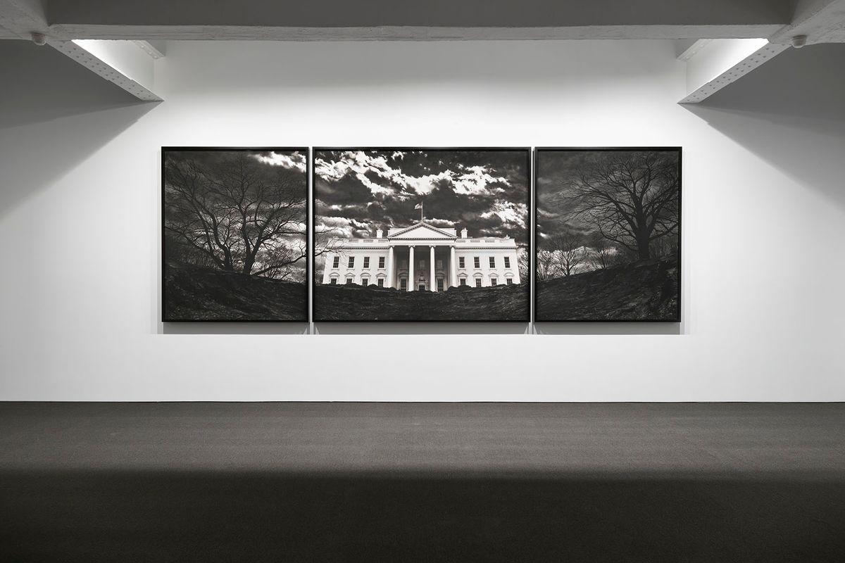 Robert Longo On Making Art In the Age of Trump