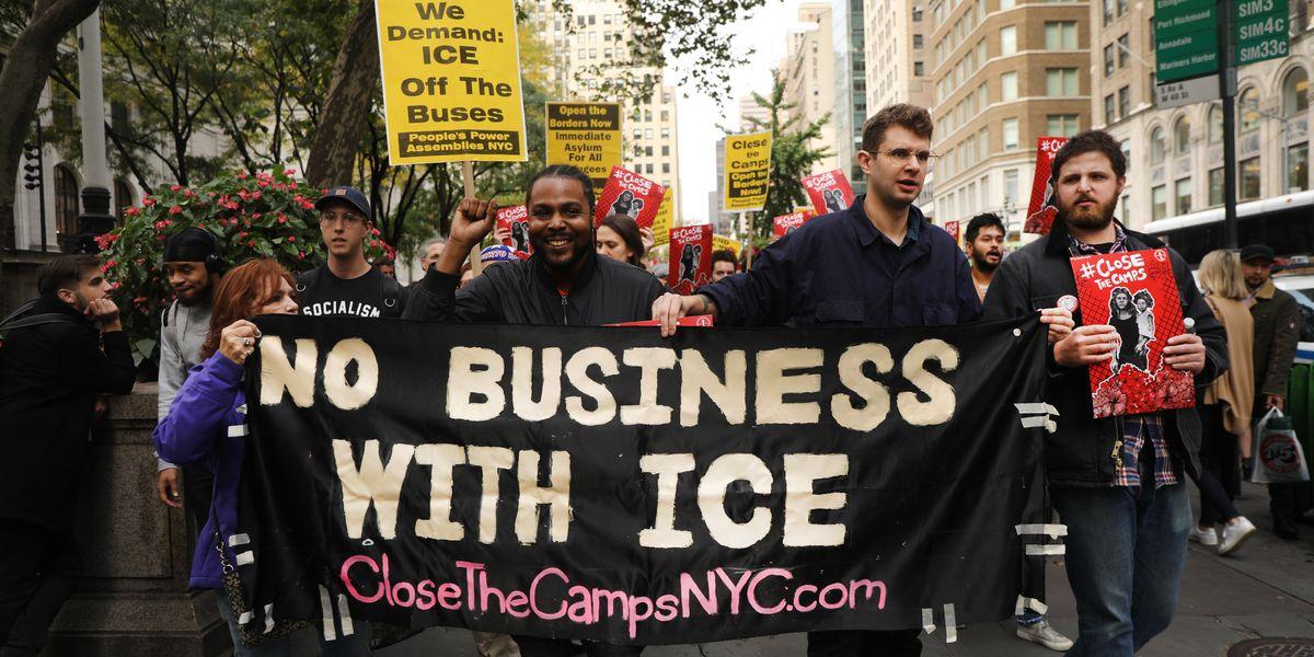 150+ Artists Sign Boycott Against Amazon Festival Over ICE Ties