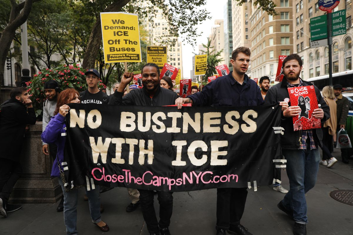 150+ Artists Sign Boycott Against Amazon Festival Over ICE Ties