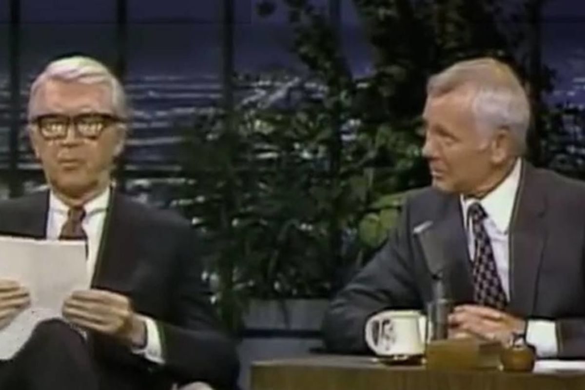 Johnny Carson was brought to tears by this heart-wrenching poem Jimmy Stewart wrote for his dog