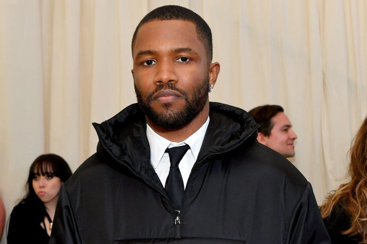 This Time, Frank Ocean's PrEP+ Party Is Gonna Be Different