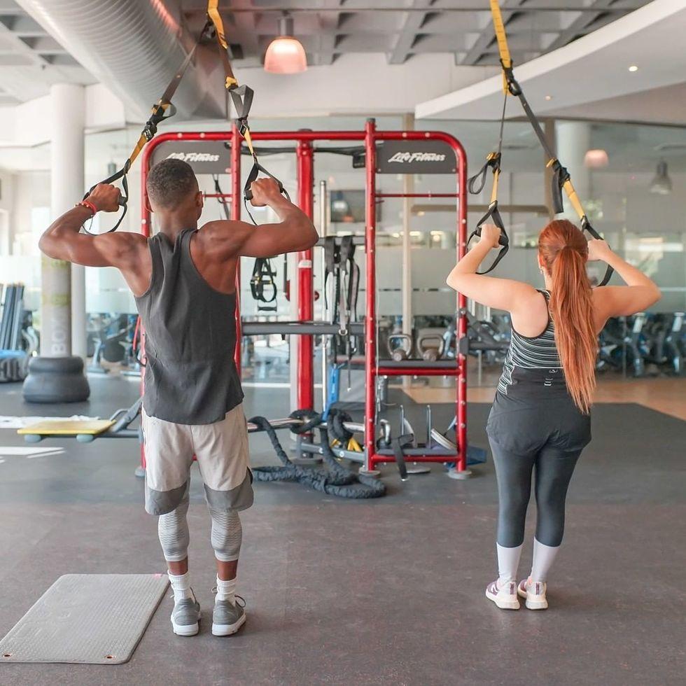 consejos rutina entrenamiento gym deporte