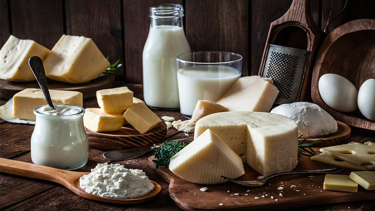 Eating Lots of Dairy May Increase Prostate Cancer Risk, But Plant-Based Diets Reduce It, Study Finds