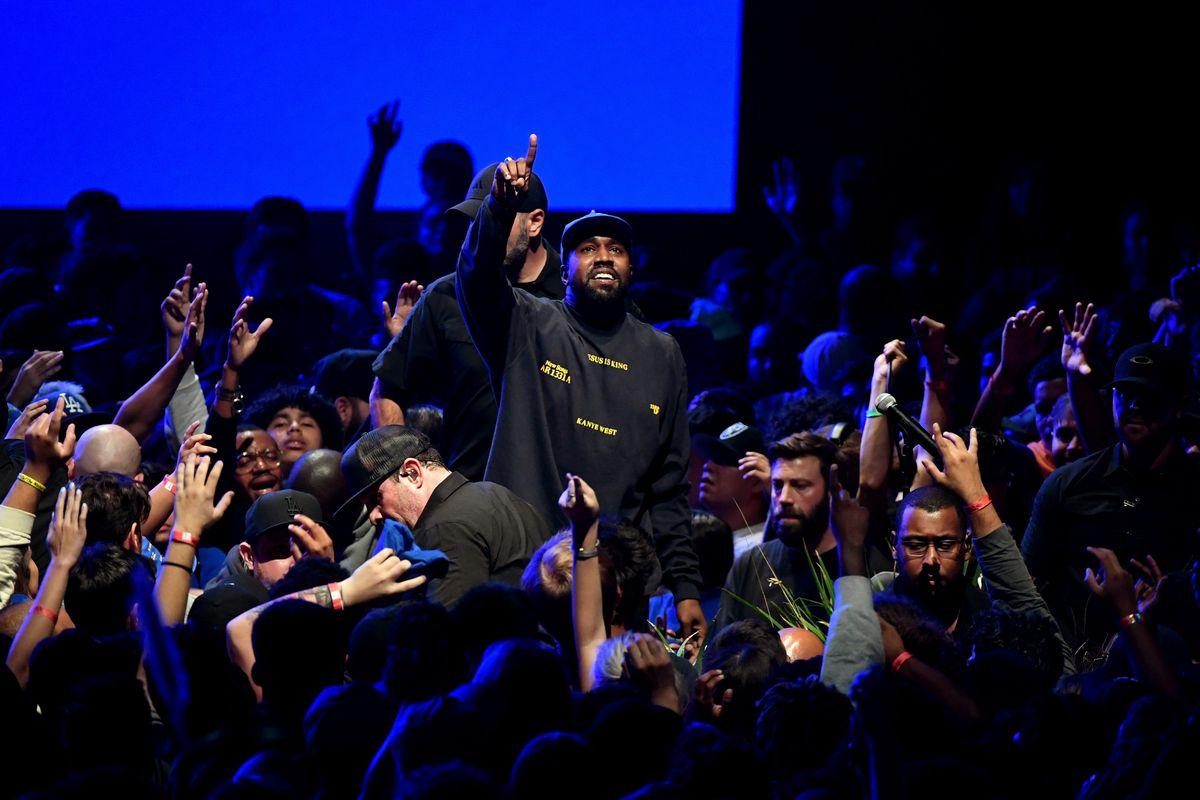 Kanye Finally Dropped 'Jesus Is King'