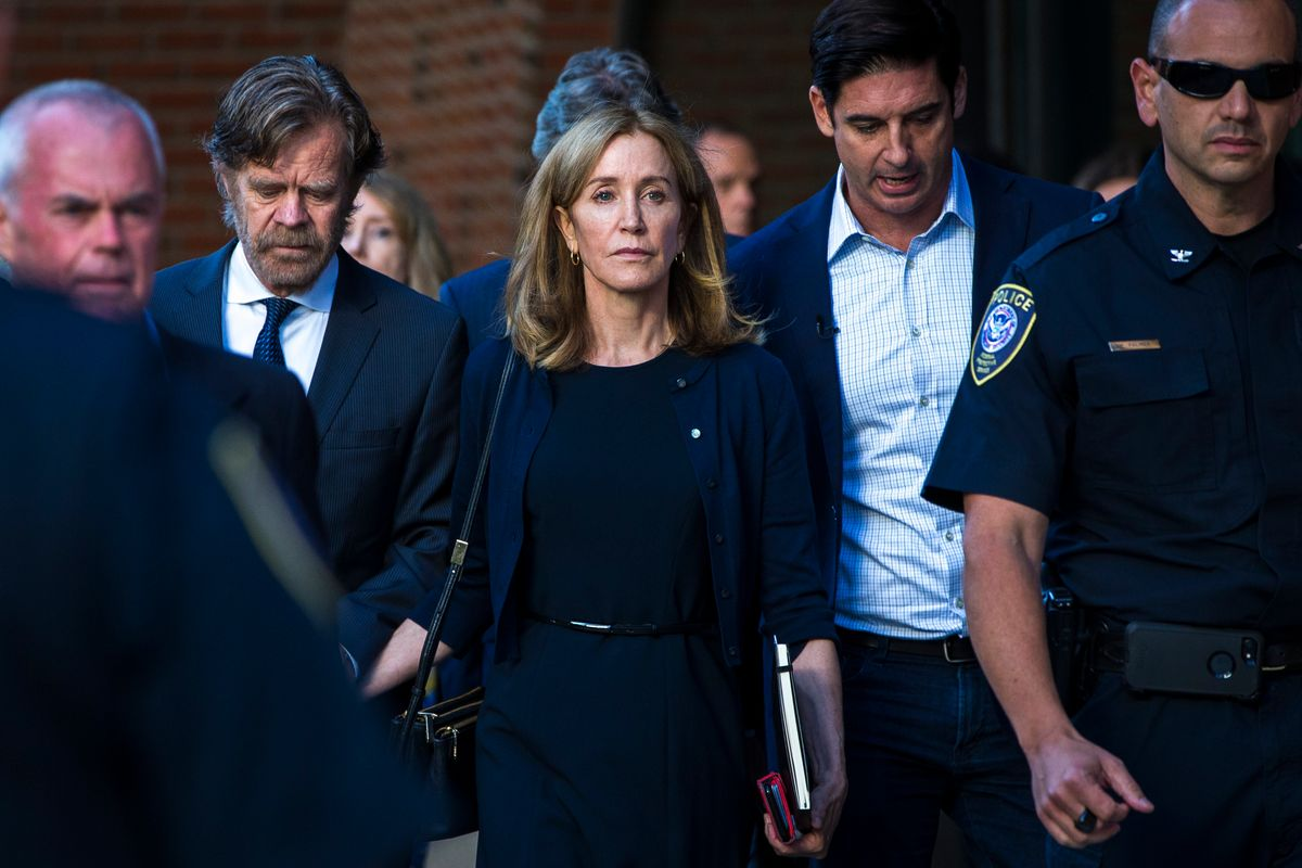 Felicity Huffman Only Served 11 Days in Prison