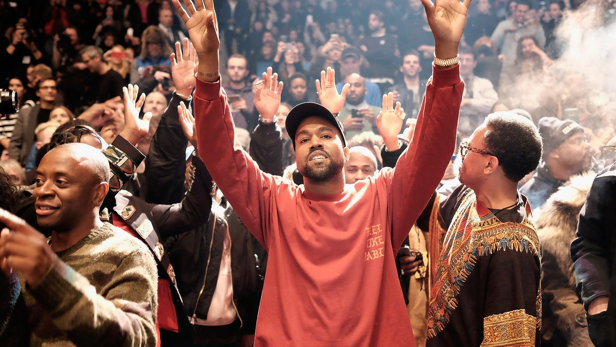 Kanye West's brand-new 'Jesus is King' album kicks off Christian revival on the internet — and fans' reactions are incredible