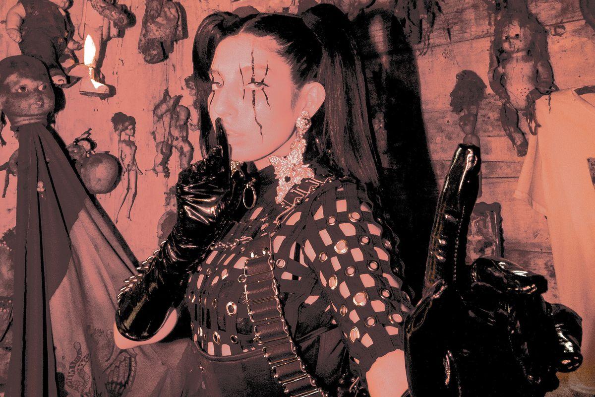 DeathbyRomy: Gen-Z's Dark Princess of Pop