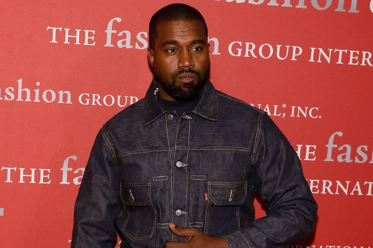 Kanye West Takes Over the World Trade Center