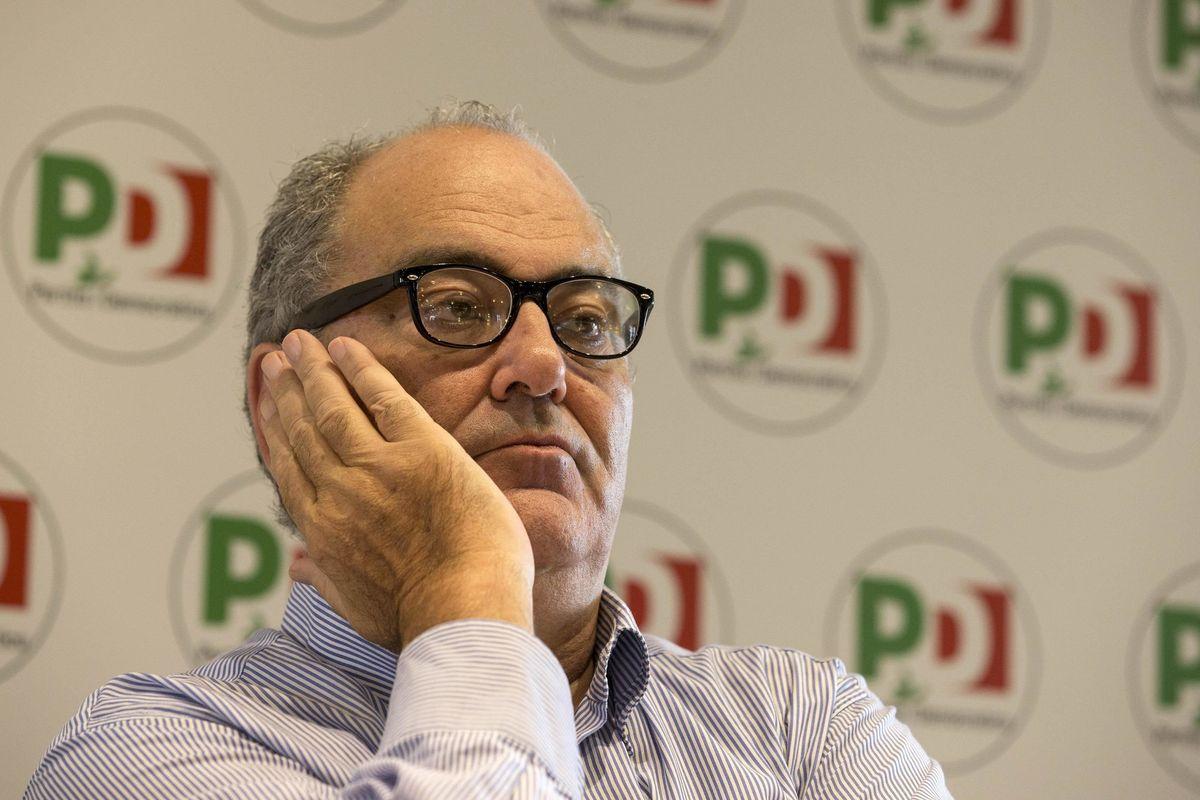 Goffredo Bettini: «Perdere in Umbria non ha importanza. Il patto non si tocca»