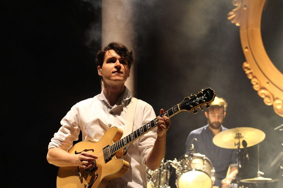 11 Classic Vampire Weekend Songs That Are Sure To Get You In The Mood For Spooky Season