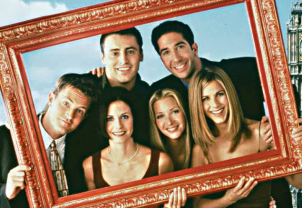 Top 10 'Friends' Characters