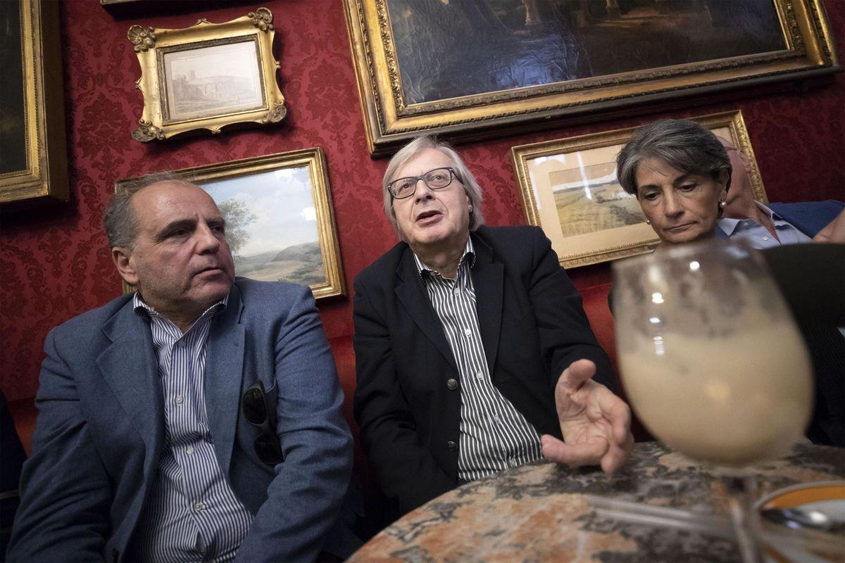 Vittorio Sgarbi: «Gli evasori sono patrioti. Le manette non passeranno»