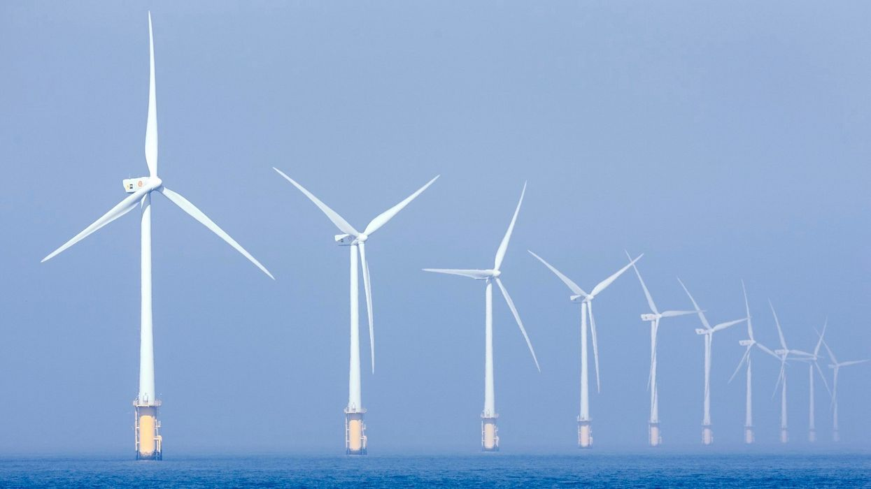 Offshore Wind Power Could Produce More Electricity Than World Uses, says International Energy Agency