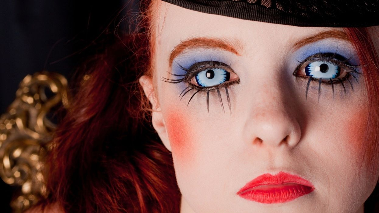 The Scariest Part of Halloween May Be Costume Contact Lenses, an Eye Doctor Says