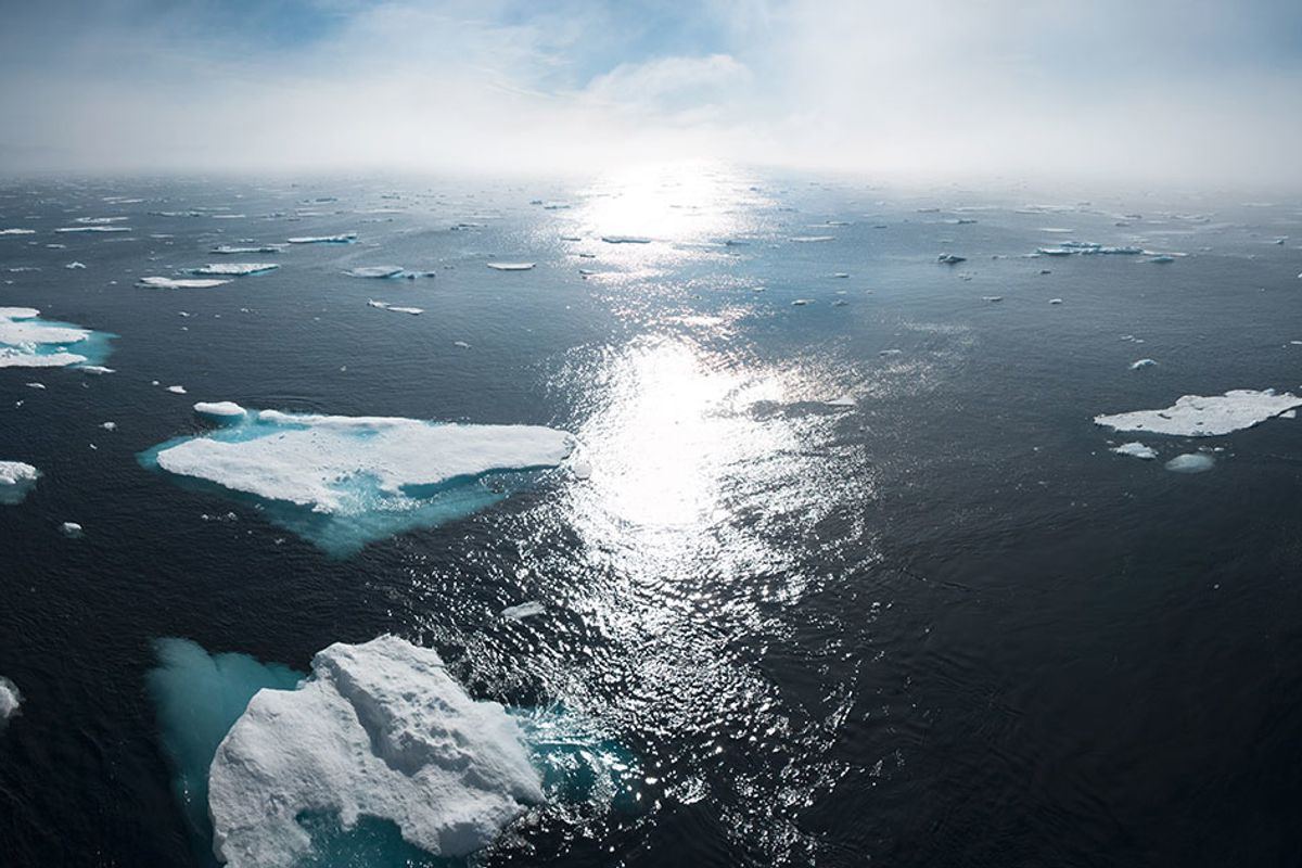Can we re-freeze the Arctic? Scientists are trying to figure out how.