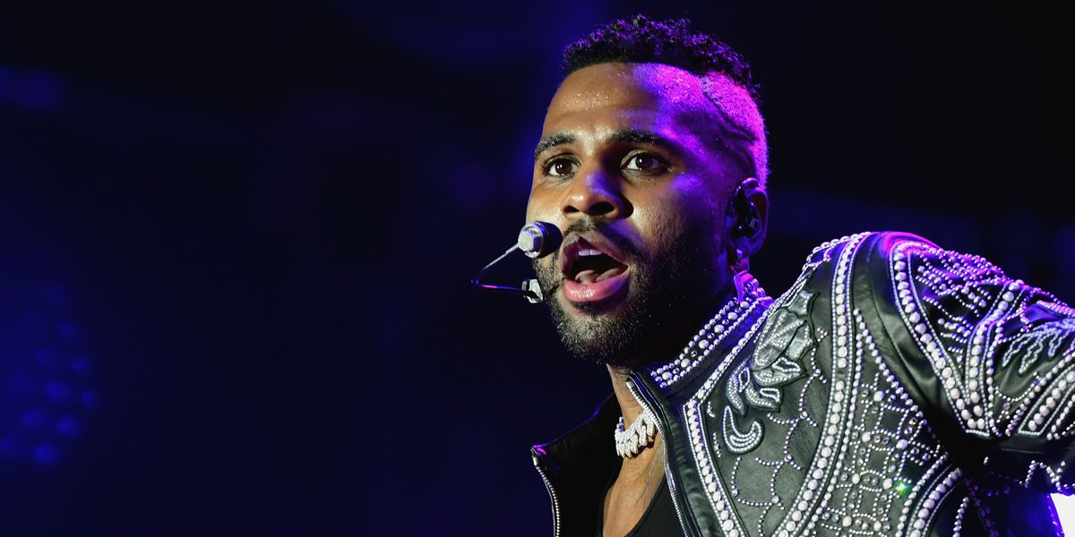 Jason Derulo Responds to Porn Offer After Thirst Trap Removal