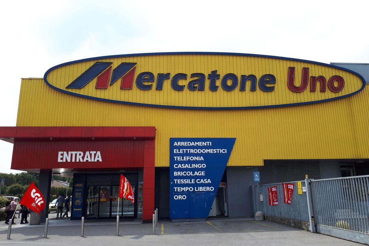 Mercatone Uno, niente rimborsi ai clienti