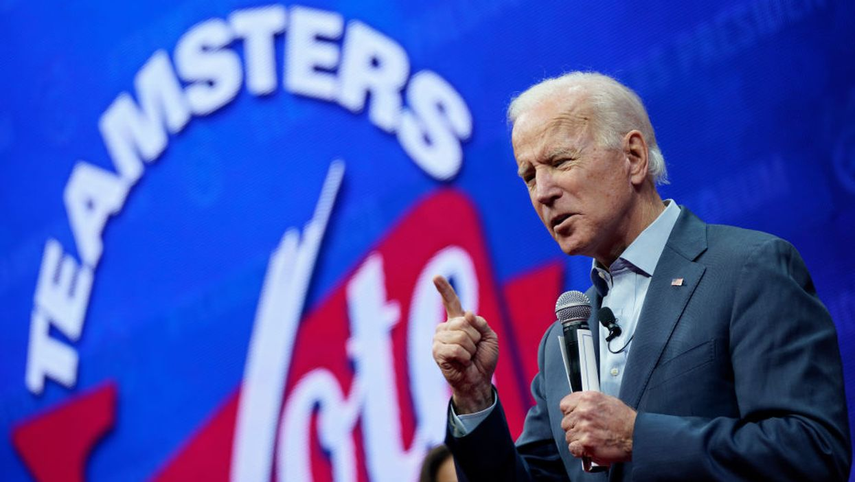 Joe Biden refuses to say it was wrong for Hunter to serve on Burisma's board while he was VP