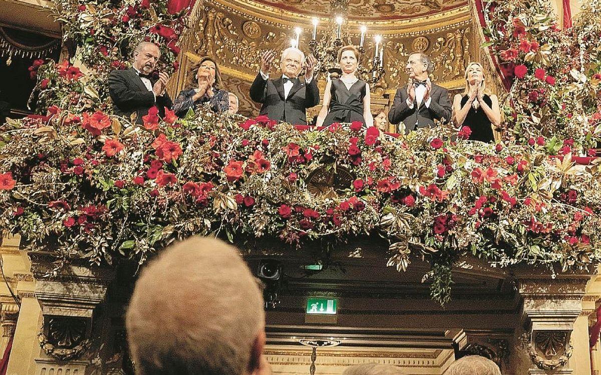 La Scala, nuovo baluardo della Resistenza