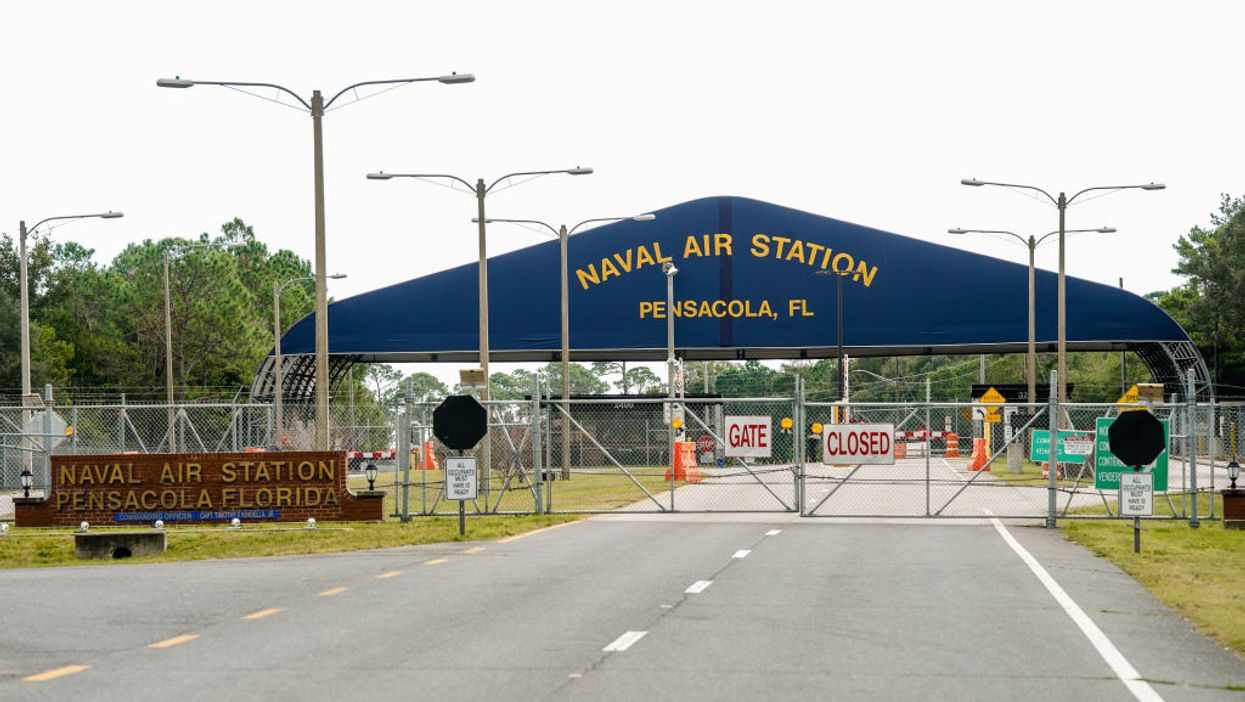 FBI: Naval air base attack was 'an act of terrorism,' gunman visited NYC before the shooting
