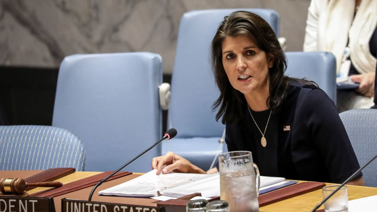 Nikki Haley punches back at 'outrage media' for twisting Confederate flag comments