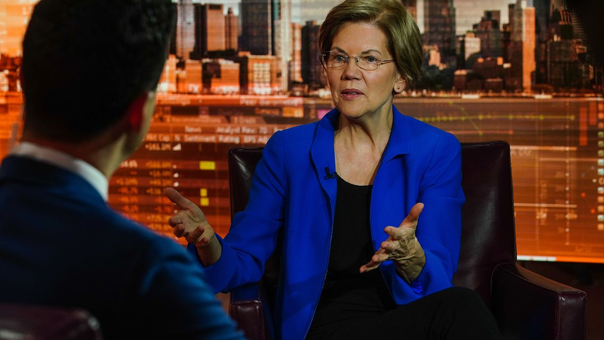 Elizabeth Warren says 'there's always money' when asked how she'll pay for her policies