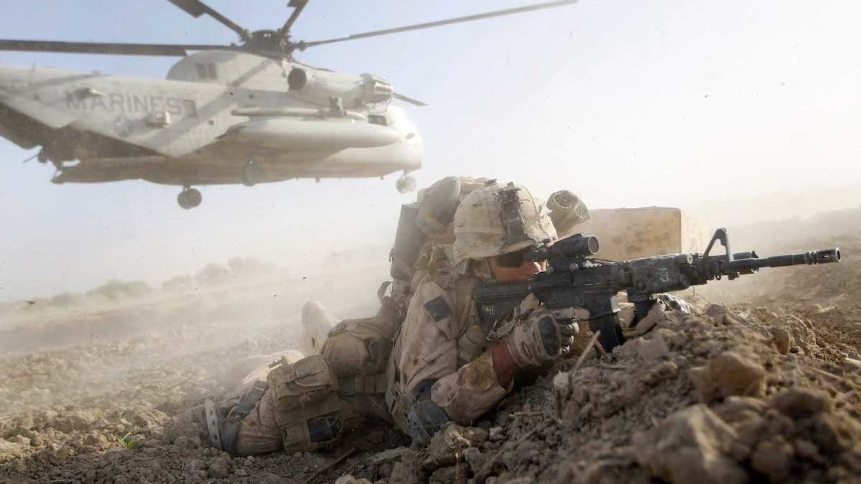 Americans have been 'lied to' for years about the failures of the war in Afghanistan, report finds