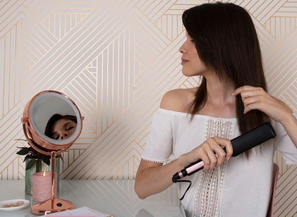 Hey Girl, It's Time To Break Up With Your Straightener — It's Not Treating You Right