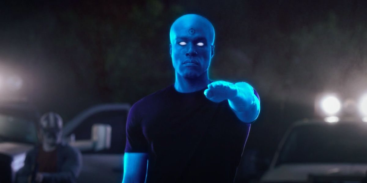 """""""Watch the Eggs"""": Doctor Manhattan Gave Away the Twist Ending of the """"Watchmen"""" Finale"""