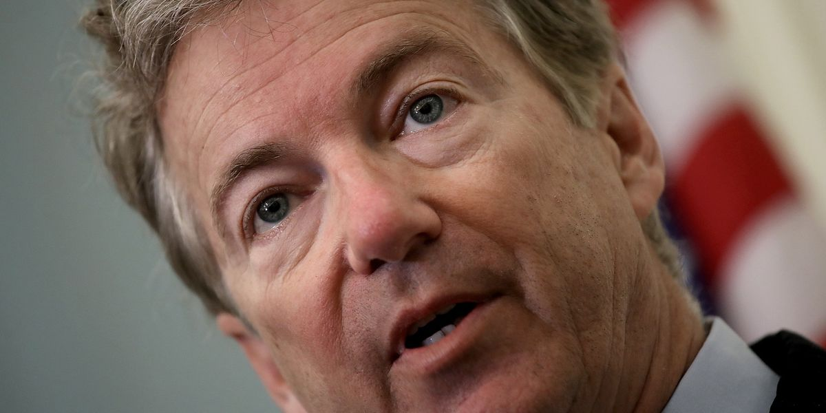 Sen. Rand Paul calls for ban on Congress obtaining phone records of journalists, members