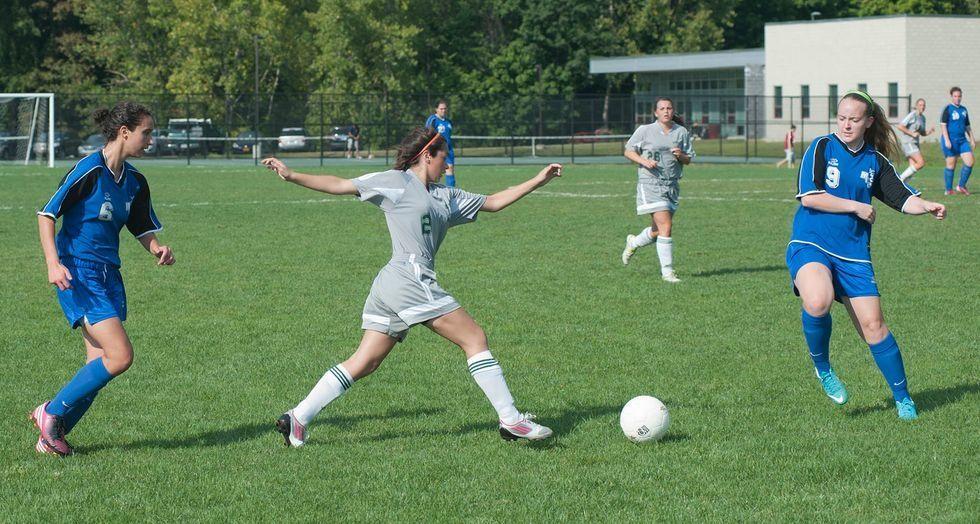 Women in Sports: Part 1