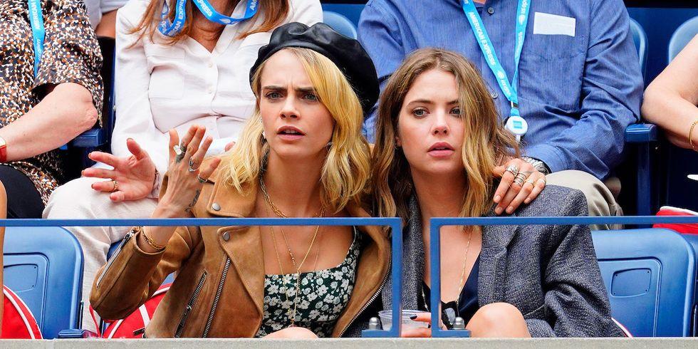 Are Cara Delevingne & Ashley Benson Still Dating?