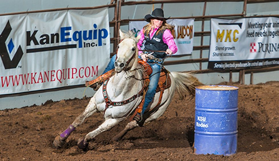 K State Rodeo Team Offers Unique Appeal For Its Members